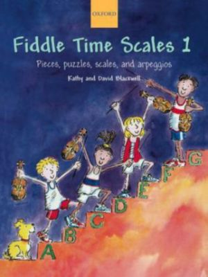 Fiddle Time Scales, Kathy Blackwell, David Blackwell