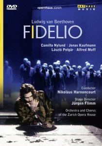 Fidelio, Harnoncourt, Kaufmann, Nylund