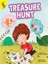 Field Trip Fun: Treasure Hunt, Lauren James