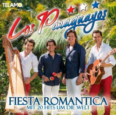 Fiesta Romantica - Mit 20 Hits um die Welt, Paraguayos