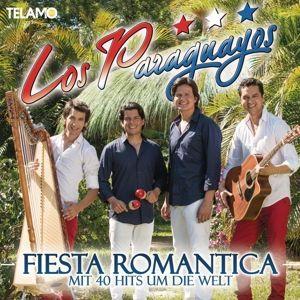 Fiesta Romantica - Mit 40 Hits um die Welt, Paraguayos