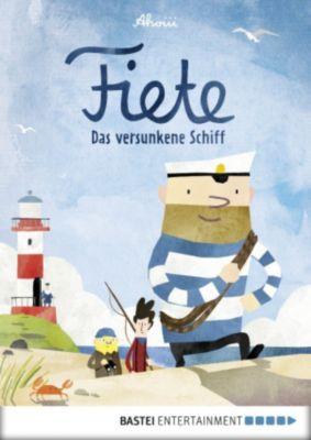 Fiete-Bilderbuch: Fiete - Das versunkene Schiff