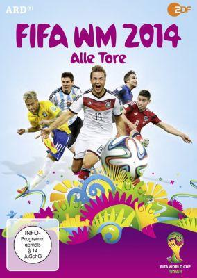 FIFA WM 2014 - Alle Tore, Fifa WM 2014