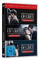 Fifty Shades of Grey 1-3 Box, E. L. James
