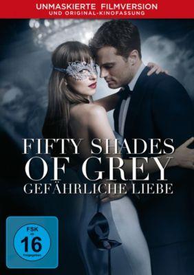 Fifty Shades of Grey 2 - Gefährliche Liebe, E. L. James
