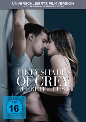 Fifty Shades of Grey 3 - Befreite Lust, E. L. James