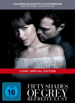 Fifty Shades of Grey 3: Befreite Lust - Digibook, E. L. James