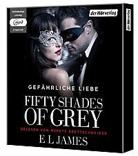 Fifty Shades of Grey - Gefährliche Liebe, 2 MP3-CDs - Produktdetailbild 1