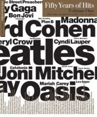 Fifty Years Of Hits