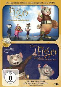Figo, 2 DVDs, Film