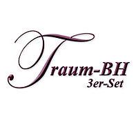 Figur Body - Traum-BH, 3er-Set, schwarz/weiß/hautfarben (Größe: M) - Produktdetailbild 13