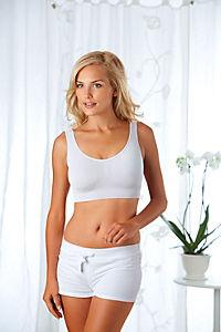 Figur Body - Traum-BH, 3er-Set, schwarz/weiß/hautfarben (Größe: M) - Produktdetailbild 4
