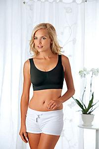 Figur Body - Traum-BH, 3er-Set, schwarz/weiß/hautfarben (Größe: M) - Produktdetailbild 5