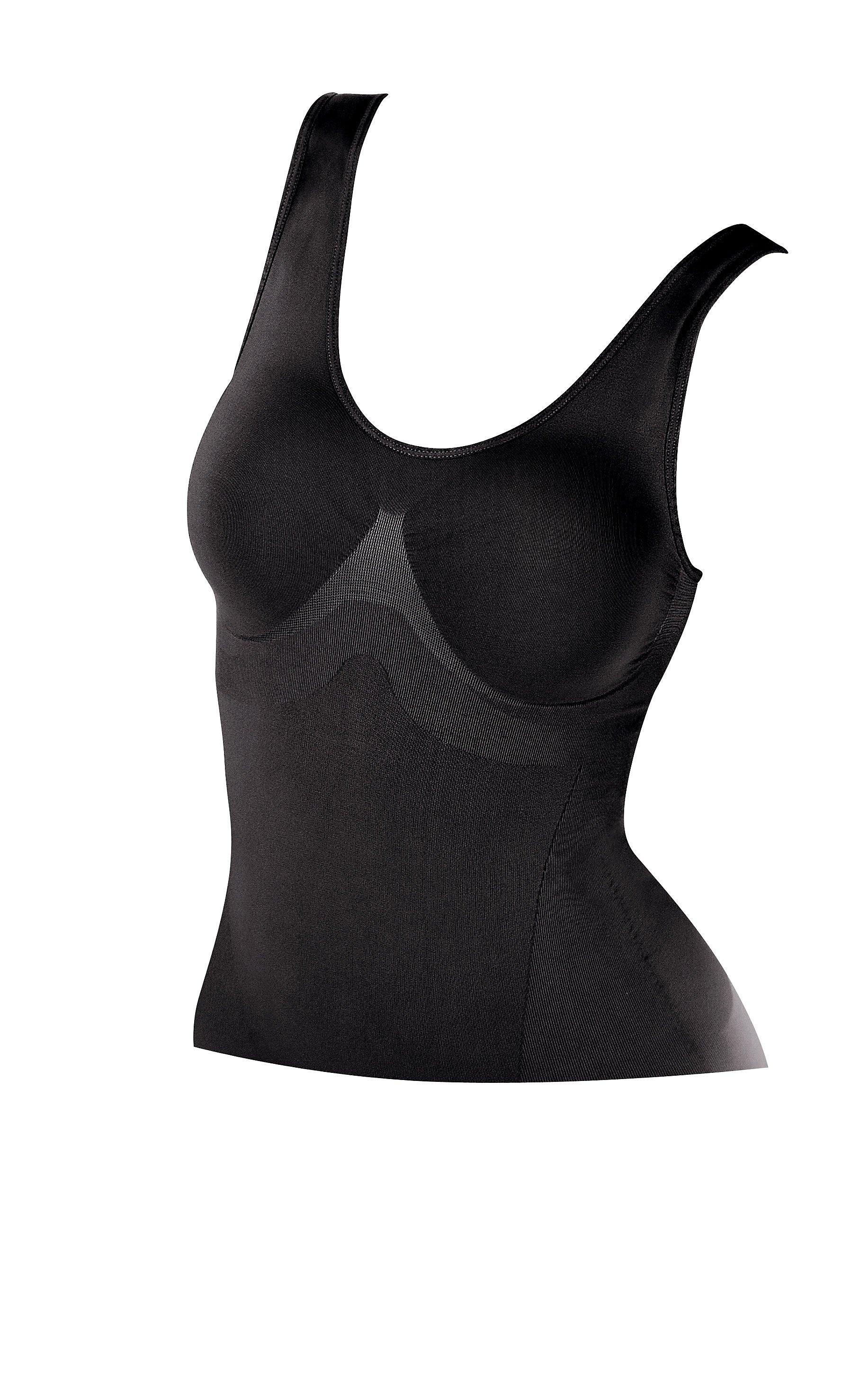 Figur Body - Traum-Top, 3er-Set, schwarz weiß beige Größe  XXL ... 38c155b013