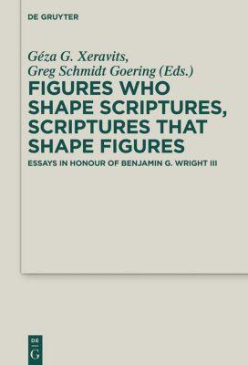 Figures who Shape Scriptures, Scriptures that Shape Figures