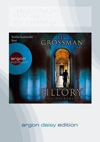 Fillory, Die Zauberer, 1 MP3-CD (DAISY Edition), Lev Grossman