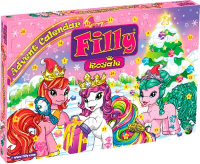 Filly Royale - Adventskalender
