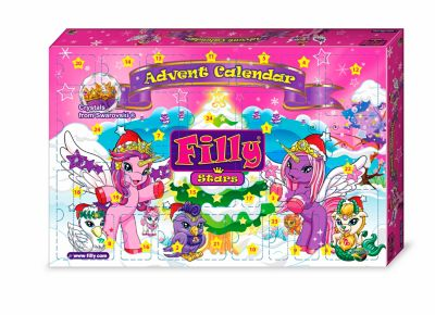 Filly Stars - Sternen Adventskalender