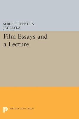 Film Essays and a Lecture, Sergei Eisenstein