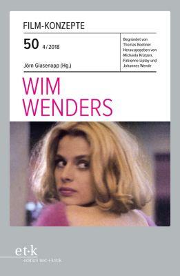 FILM-KONZEPTE: FILM-KONZEPTE 50 - Wim Wenders