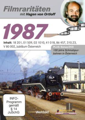 Filmraritäten mit Hagen von Ortloff - DVD: 1987 / Jub. Österreich