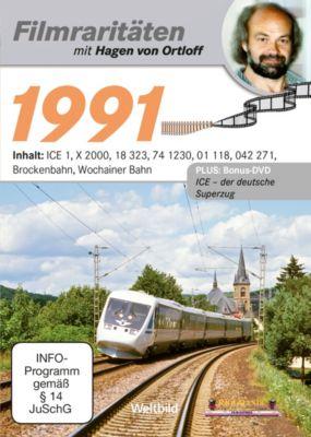 Filmraritäten mit Hagen von Ortloff - DVD: 1991 / 01 118