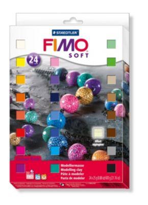 FIMO 24 Blöcke-Set soft