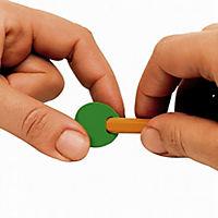 Fimo soft Modelliermasse, 250 g, 10 Farben - Produktdetailbild 5