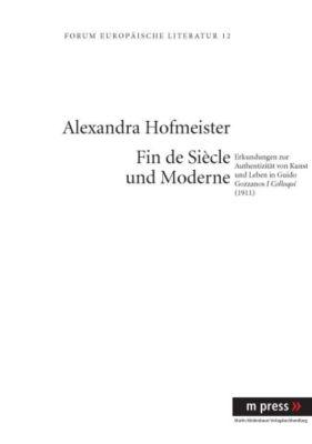 Fin de Siècle und Moderne, Alexandra Hofmeister