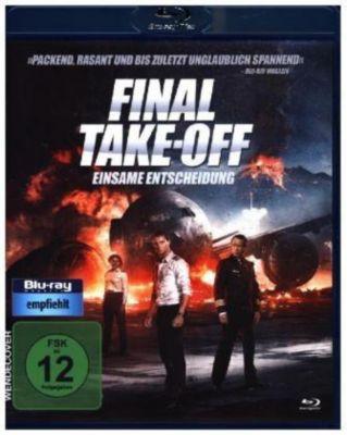 Final Take-Off - Einsame Entscheidung, 1 Blu-ray