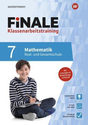 FiNALE Klassenarbeitstraining für die Real- und Gesamtschule - Mathematik 7. Klasse - Gotthard Jost  