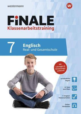 FiNALE Klassenarbeitstraining für die Real- und Gesamtschule - Englisch 7. Klasse - Marcus Lachmund  