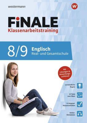 FiNALE Klassenarbeitstraining für die Real- und Gesamtschule - Englisch 8./9. Klasse -  pdf epub