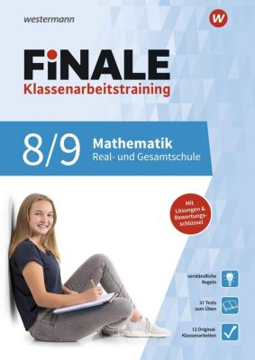 FiNALE Klassenarbeitstraining für die Real- und Gesamtschule - Mathematik 8./9. Klasse - Vito Tagliente |