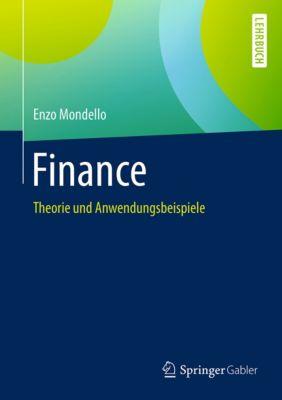 Finance, Enzo Mondello
