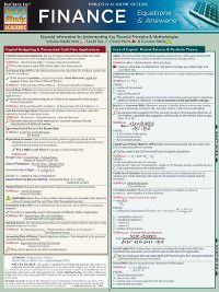 Finance Equations & Answers, Rainford Knight, Joel M. DiCicco, Ph.D. C.P.A.