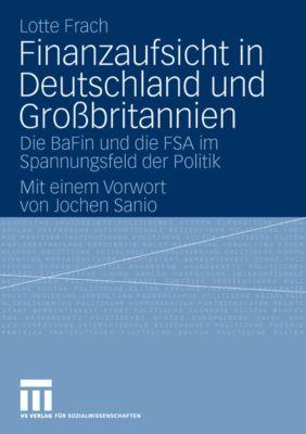 Finanzaufsicht in Deutschland und Großbritannien, Lotte Frach