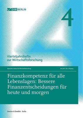 Finanzkompetenz für alle Lebenslagen: Bessere Finanzentscheidungen für heute und morgen.