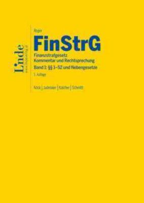 Finanzstrafgesetz (FinStrG) (f.Österreich), Elisabeth Köck, Michael Kalcher, Stefanie Judmaier, Marcus Schmitt