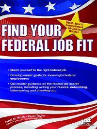 Find Your Federal Job Fit, Janet Ruck, Karol Taylor