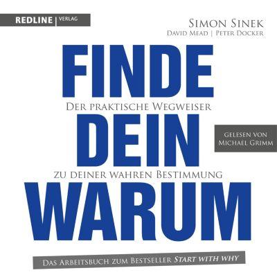 Finde dein Warum, Peter Docker, Simon Sinek, David Meat