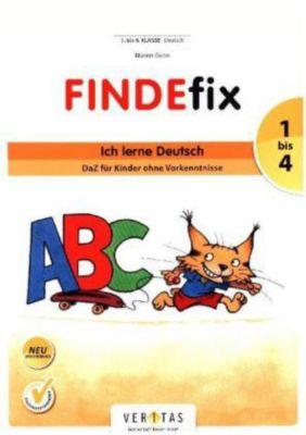 Findefix. Ich lerne Deutsch