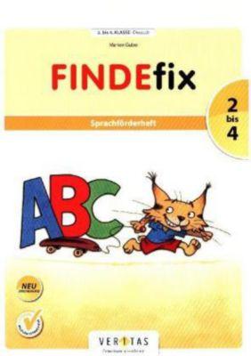 Findefix. Sprachförderheft 2. bis 4. Klasse