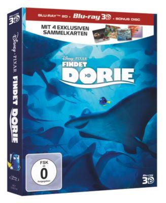 Findet Dorie - 3D-Version