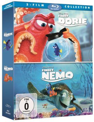Findet Dorie & Findet Nemo