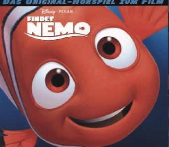 Findet Nemo, 1 Audio-CD (3D-Edition), Walt Disney