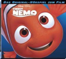 Findet Nemo, 1 Audio-CD (3D-Edition), Walt Disney