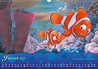 Findet Nemo (Wandkalender 2017 DIN A3 quer) - Produktdetailbild 1