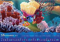 Findet Nemo (Wandkalender 2017 DIN A3 quer) - Produktdetailbild 12