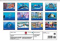 Findet Nemo (Wandkalender 2017 DIN A3 quer) - Produktdetailbild 13